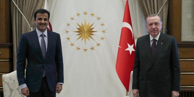 Türkiye ile Katar arasında 6. Yüksek Stratejik Komitesi Toplantısı düzenleniyor