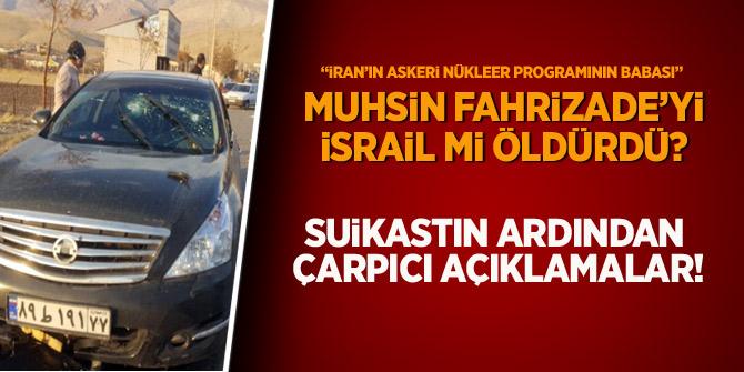 """""""İran'ın askeri nükleer programının babası"""" Muhsin Fahrizade'yi İsrail mi öldürdü?"""