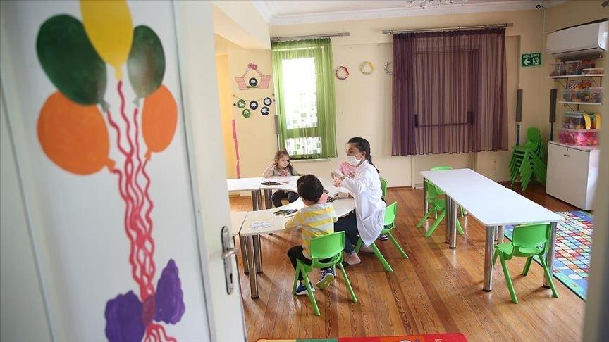 İstanbul'da okul öncesi eğitim uzaktan yapılacak