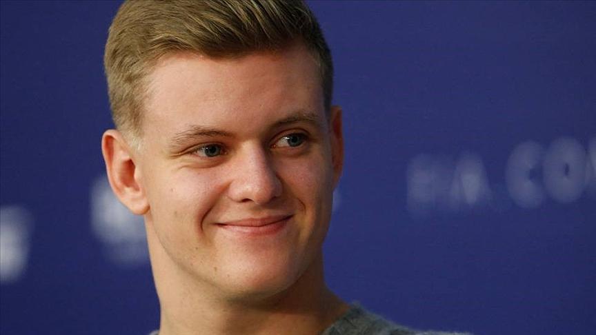 Schumacher'in oğlu gelecek yıl Formula 1'de mücadele edecek