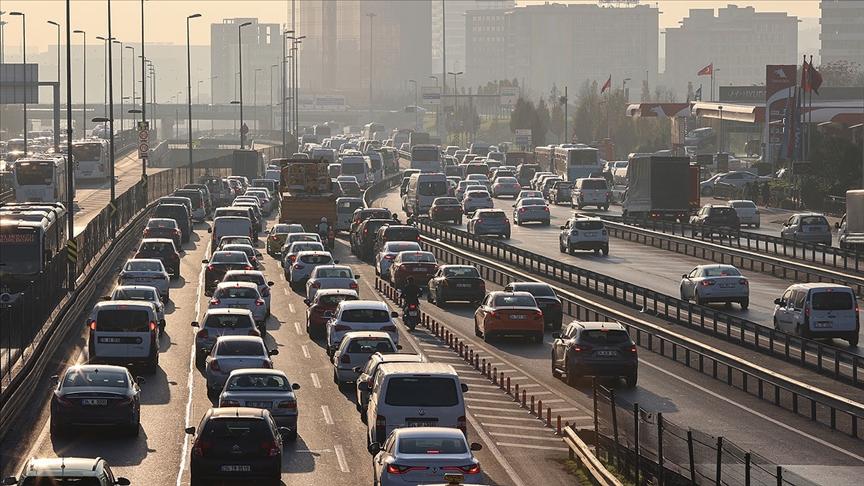 İstanbul'da pazar günü maraton için bazı yollar kapatılacak