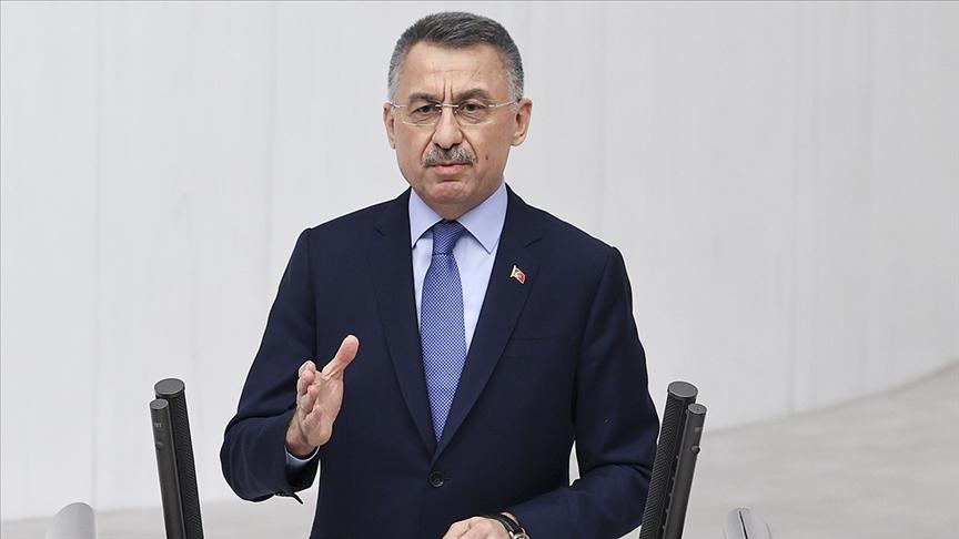 Fuat Oktay, merhum başbakanlardan Erbakan'ı andı