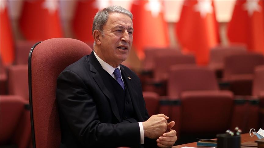 Bakan Akar: TSK'dan 21 bin 194 kişi ihraç edildi