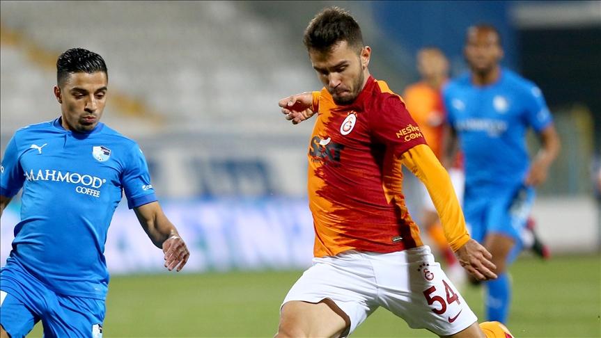 Emre Kılınç'ın 2 maçlık cezasını onandı