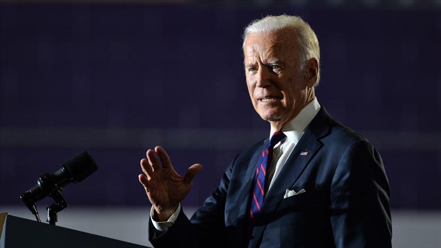 Biden'ın yemin törenindeki 'birlik' çağrısı Amerikan basınının manşetlerinde