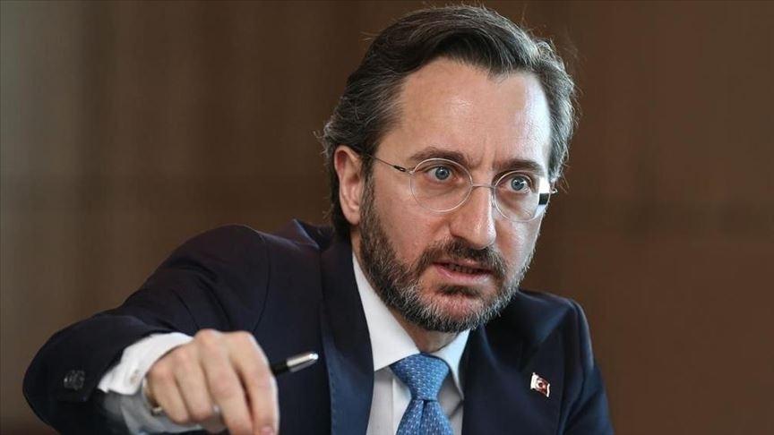 Altun'dan, CHP'li Erdoğdu'nun sözlerine tepki