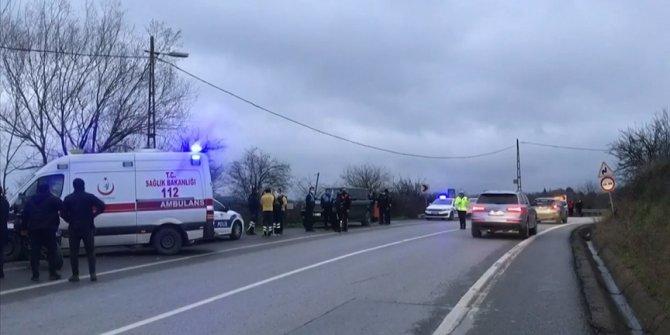 Beykoz'da helikopter düştüğü yönündeki ihbarın asılsız olduğu ortaya çıktı