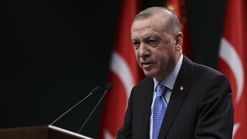 Erdoğan: Tüm Sıkıntılara Rağmen Yüzümüzü Ak Edecek Bir Birikime Sahibiz