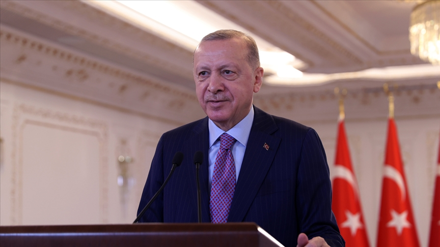 Erdoğan: Türkiye jeotermalde dünyada dördüncü sıraya yükselmiştir