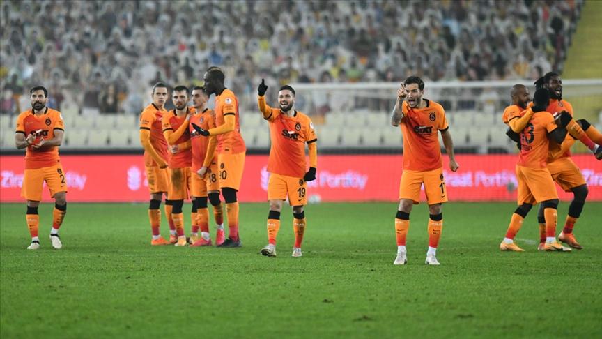 Galatasaray derbi maçın hazırlıklarını tamamladı