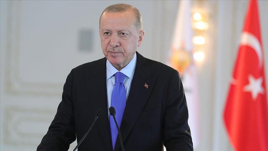 """Erdoğan, """"2023 seçimleri, ülkemiz için tarihi bir dönüm noktasında yaşanacaktır"""""""