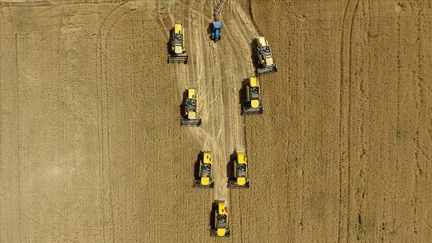 Ziraat Bankası'nın tarım kredileri 2020 yılında yüzde 24 arttı