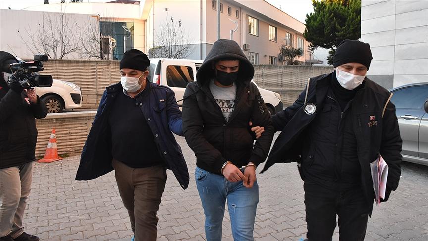 DEAŞ operasyonunda yabancı uyruklu 14 şüpheli yakalandı