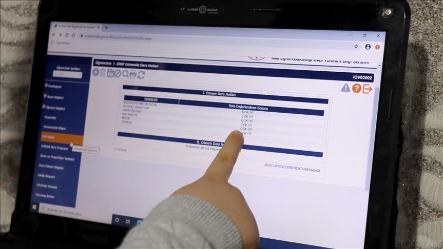 Karne notları açıklandı! E - Okul karne notu sorgulaması nasıl yapılır?