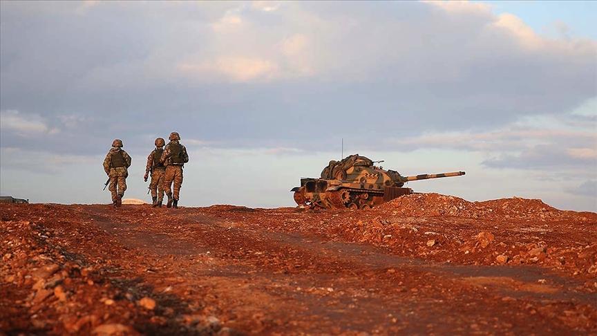MSB: PKK/YPG'li 7 terörist etkisiz hale getirildi
