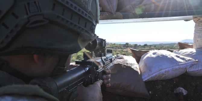 Hudut hattından yurda girmeye çalışan 5'i PKK terör örgütü mensubu 9 kişi yakalandı