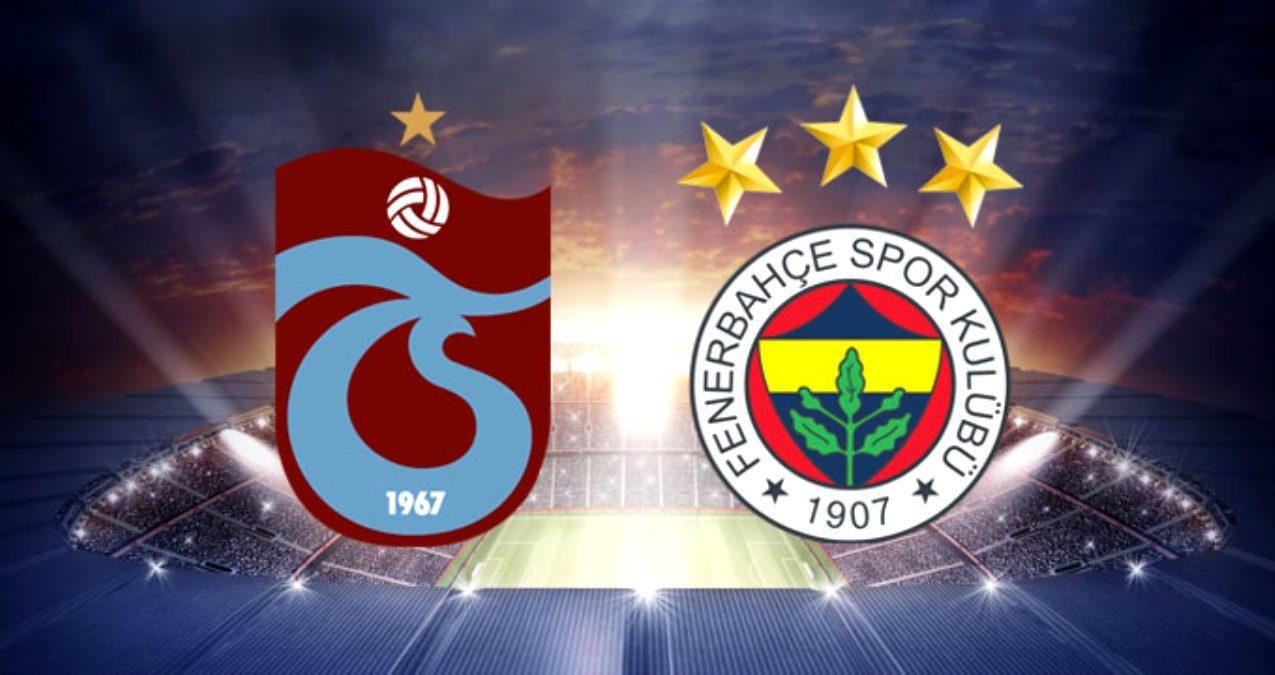 TS FB maçı ne zaman? Trabzonspor Fenerbahçe derbisi hangi kanalda?