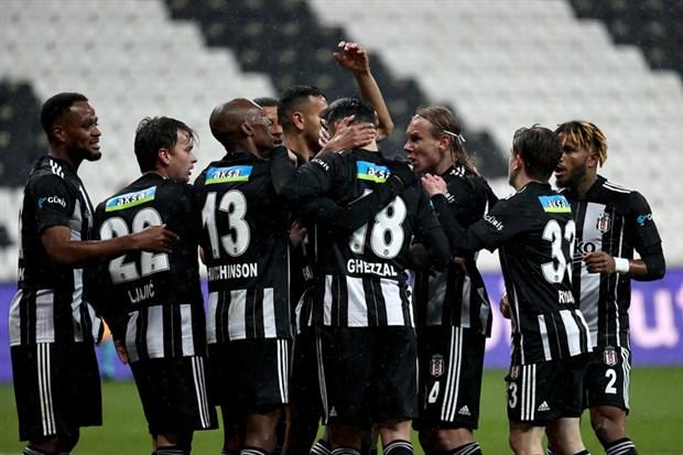 Beşiktaş, Aboubakar'la liderliğe yükseldi
