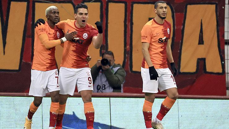 Galatasaray, Sivasspor'a takıldı