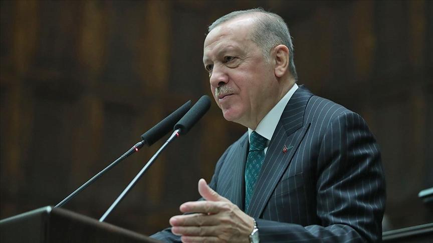 Erdoğan: Mimaride yeni bir devri başlatıyoruz