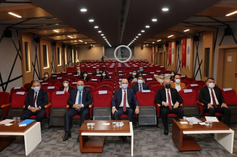 UAESEB'in 3'üncü Olağan Genel Kurul Toplantısı Başkent'te düzenlendi