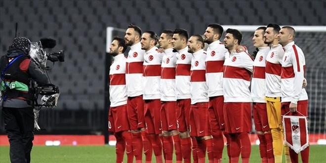 Milli Takım son maçların ardından sıralamada üç basamak yükseldi