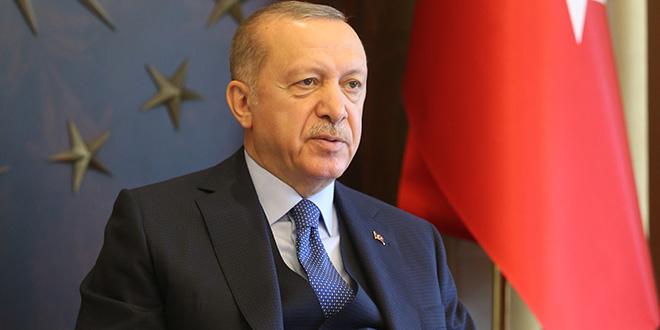 Erdoğan: Dinimizde kadına şiddet haram