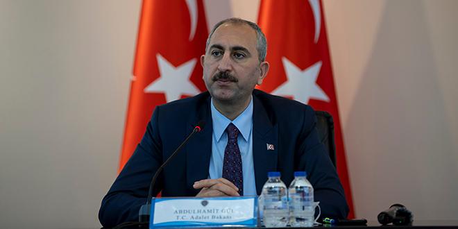 Adalet Bakanı Gül'ün annesi koronadan vefat etti