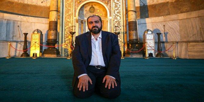 Ayasofya eski imamı Mehmet Boynukalın koronaya yakalandı