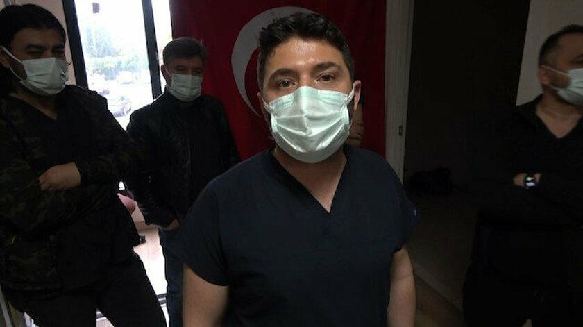 Savcı, kendisini muayene etmeyen doktoru gözaltına aldırdı
