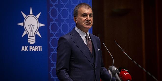Ömer Çelik'ten KKTC'de 'Kur'an kursu' kararına tepki