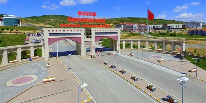 Bozok Üniversitesi'nden promosyonda rekor anlaşma
