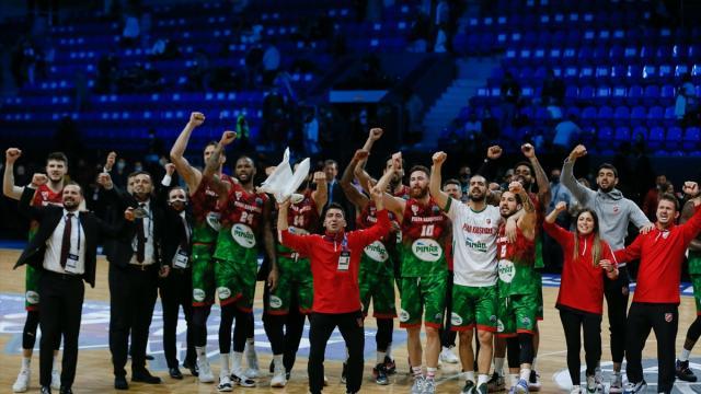 Pınar Karşıyaka, ikinci kez finalde