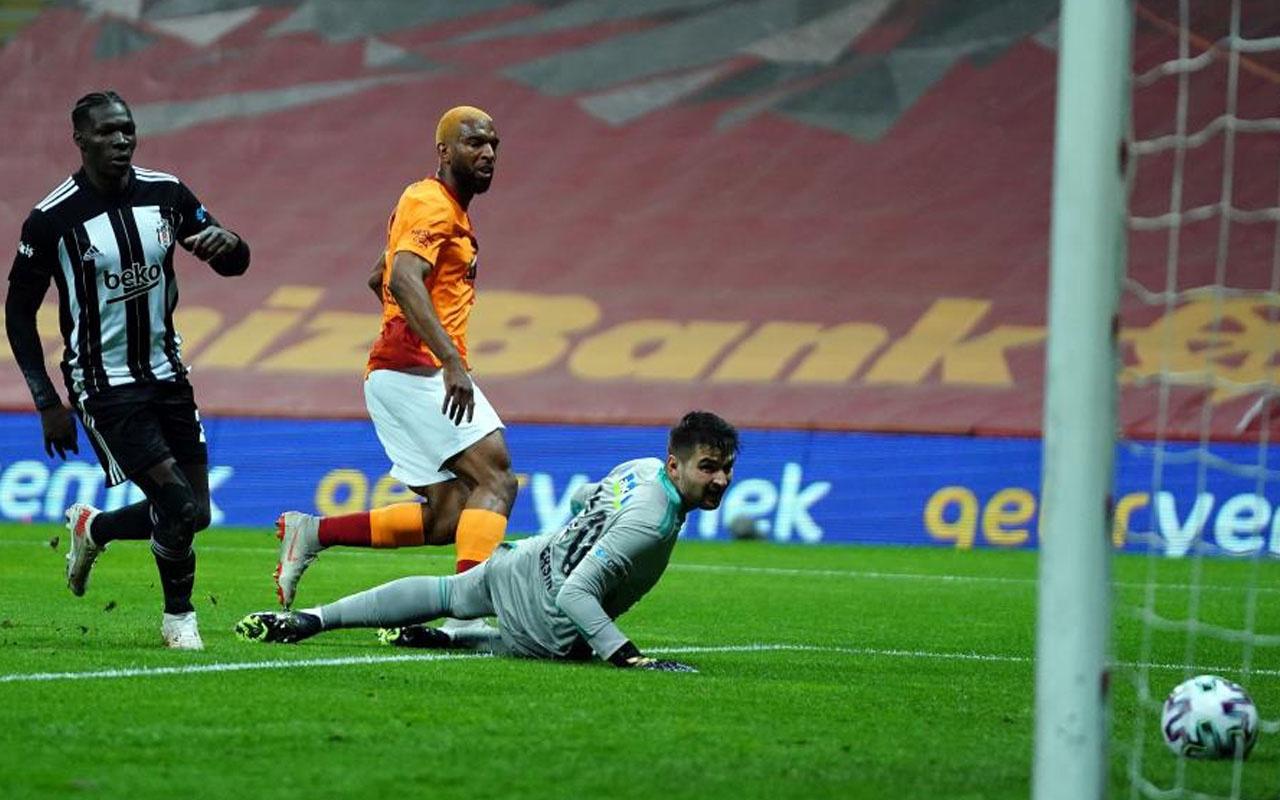 Beşiktaş yara aldı, Galatasaray yarışı bırakmadı