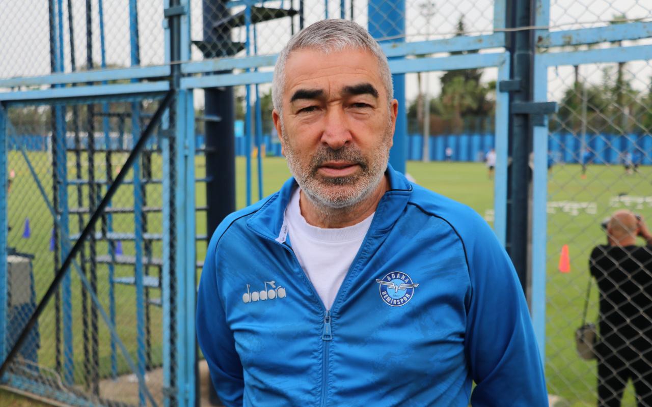 Adana Demirspor, Samet Aybaba ile yola 'devam' dedi
