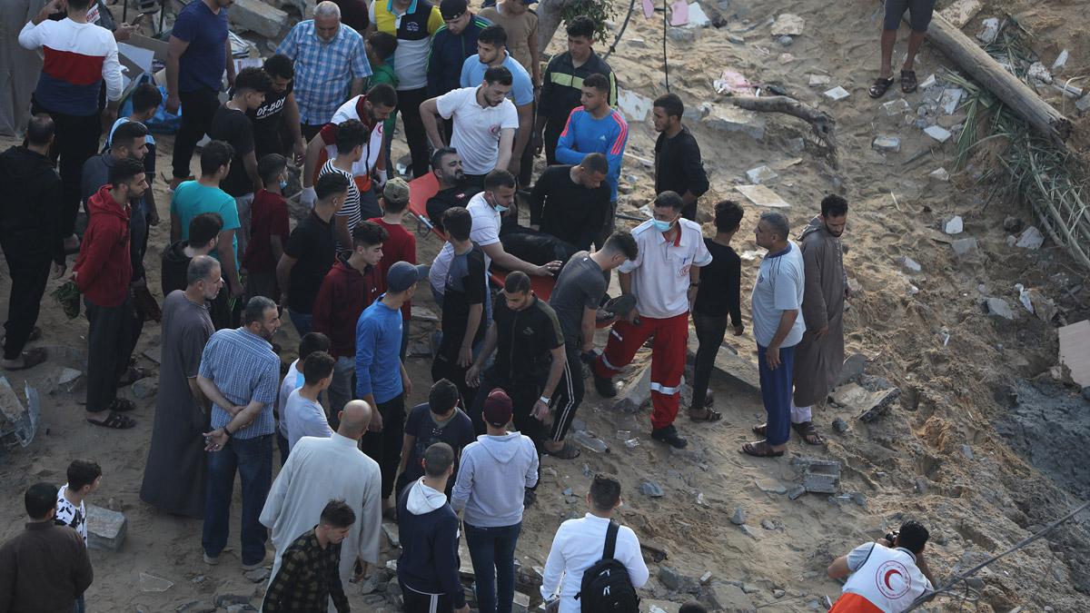 Gazze'de şehit sayısı 103'e yükseldi