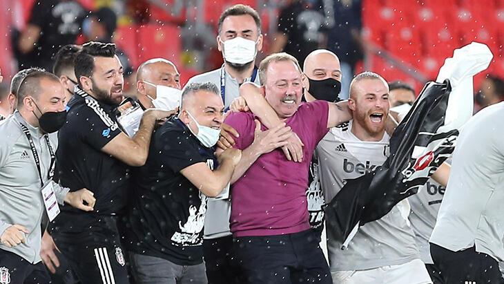 Sergen Yalçın'dan şampiyonluk itirafı!
