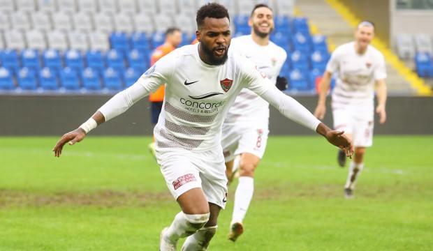 Süper Lig'de Boupendza gol kralı oldu!