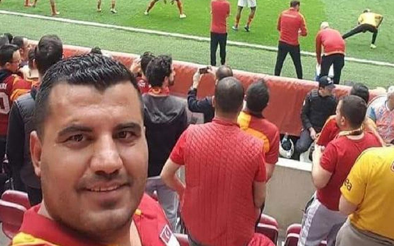 Galatasaray'dan vefat eden taraftarı için başsağlığı mesajı