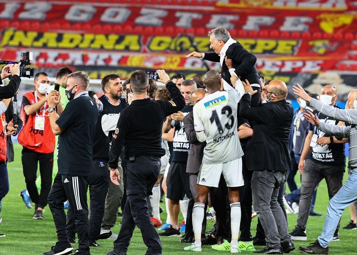 Şampiyon Beşiktaş servet kazandı!