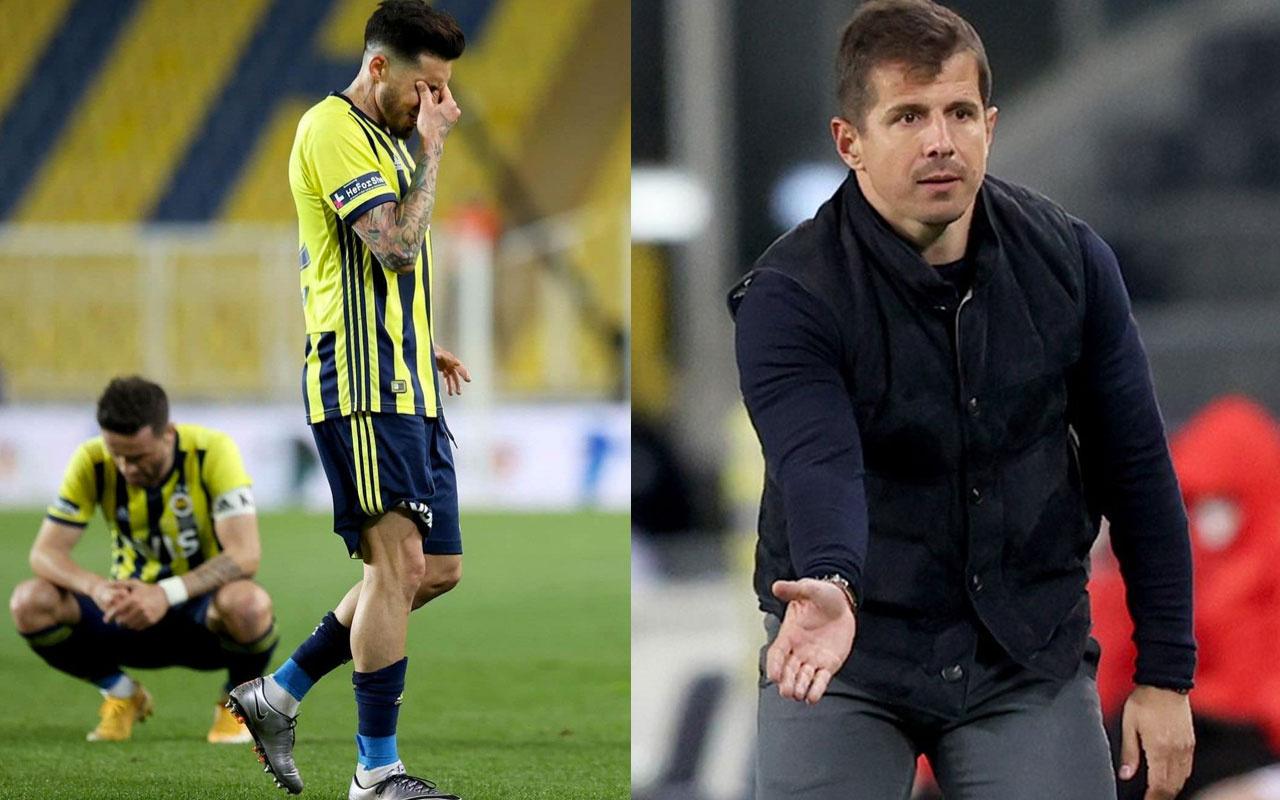Fenerbahçe'de tarihi neşter! 13 isimle yollar ayrılıyor