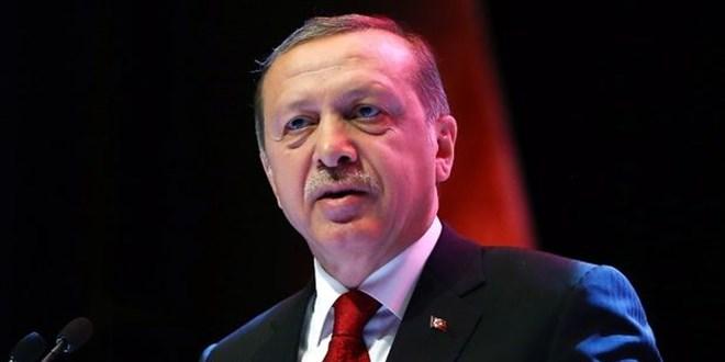 Cumhurbaşkanı Erdoğan'dan Fatma Şahin'e övgü