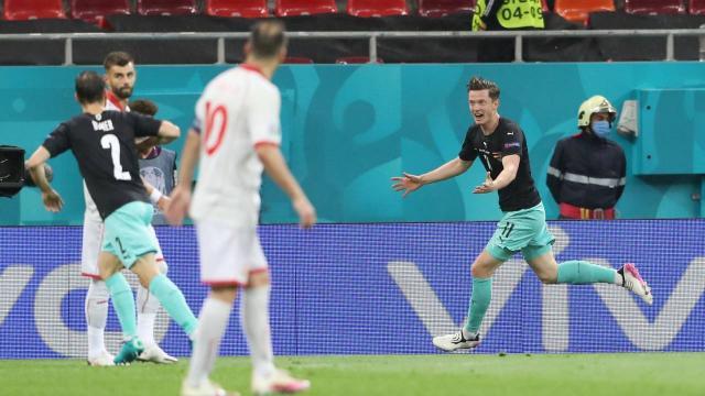 Avusturya 3 puanı 3 golle aldı