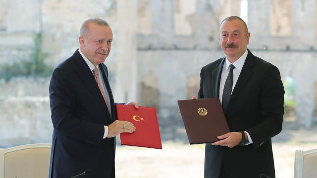 Türkiye Şuşa'da başkonsolosluk açacak
