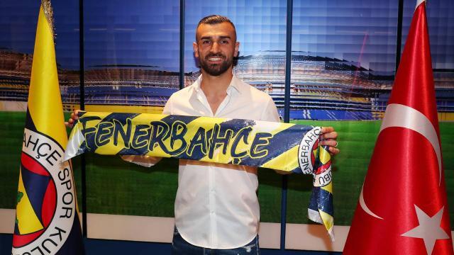 Fenerbahçe Serdar Dursun'u transfer etti