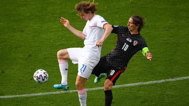 Hırvatistan ile Çekya puanları paylaştı