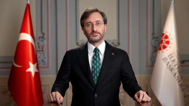 Fahrettin Altun'dan 'siyasi cinayetler' iddiasıyla ilgili açıklama