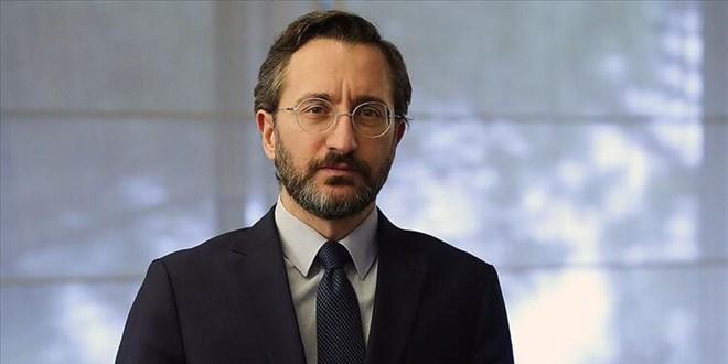 Fahrettin Altun, Çavuşoğlu'yla ilgili haberi yalanladı