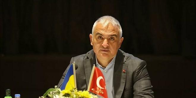 Bakan Ersoy'dan 'müzik sınırlamasına' ilişkin açıklama