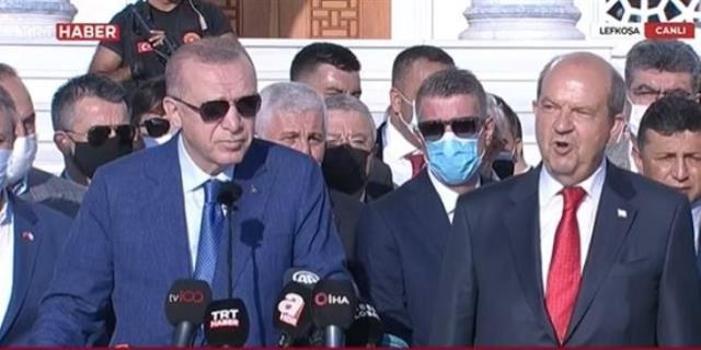 Bayram namazı sonrası Erdoğan'dan son dakika açıklamaları